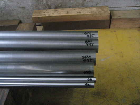 SCM435ミガキ丸棒