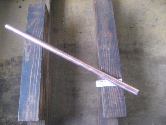 りん脱酸銅 丸管