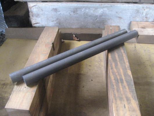 S25C黒皮丸棒