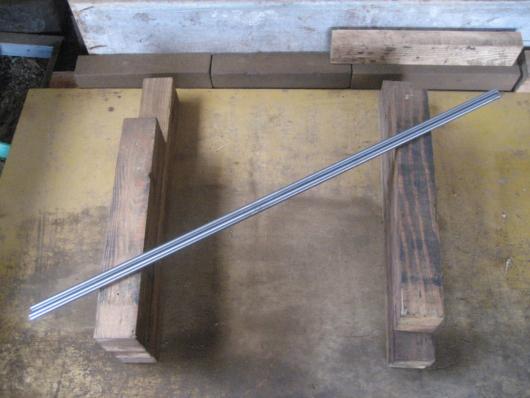 SK4Fドリルロッド 直径12.5mm